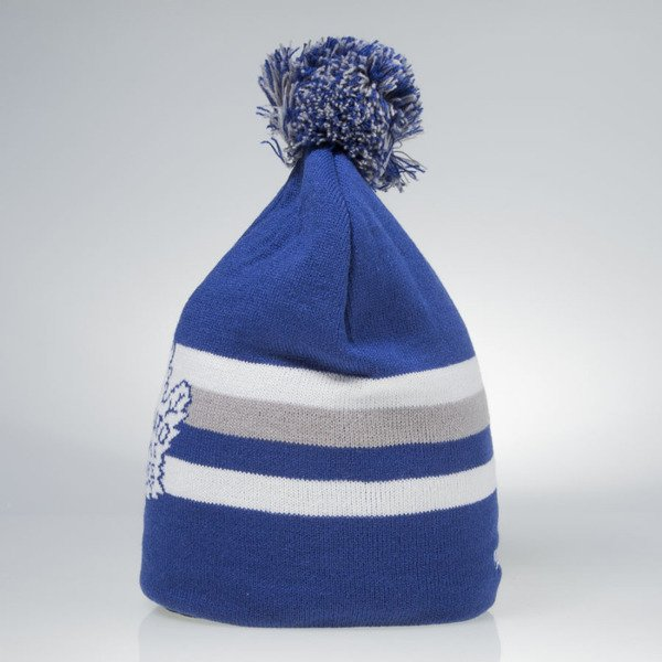 Mitchell & Ness winter beanie Toronto Maple Leaf blue KL87Z Striper