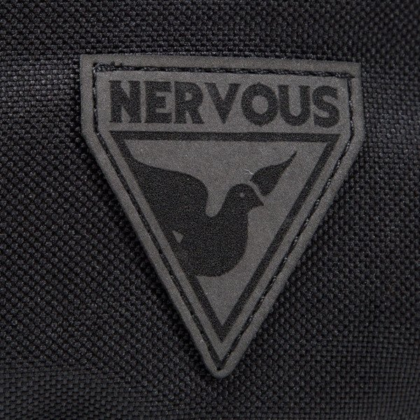 Nervous backpack Classic black