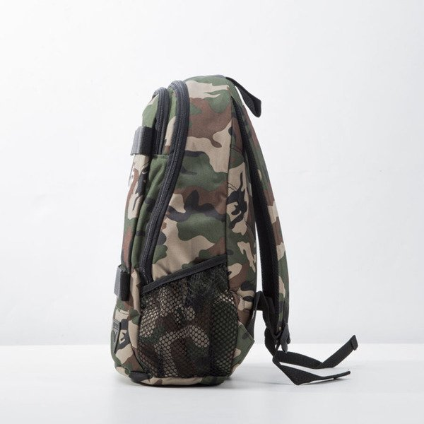Nervous backpack Classic camo