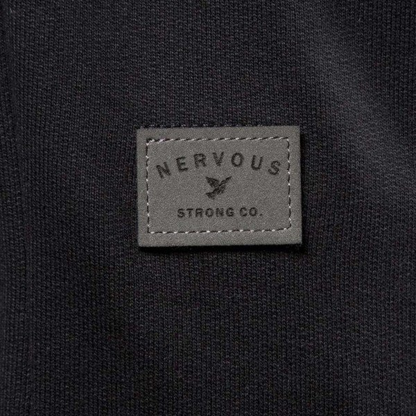 Nervous sweatshirt Scratch black
