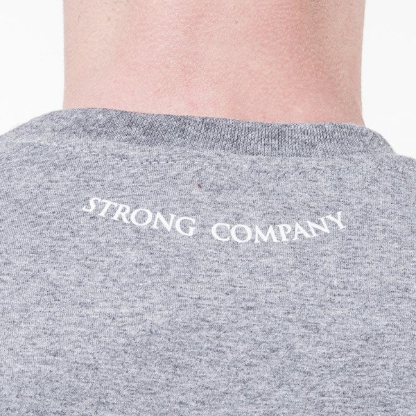 Nervous t-shirt Back To grey