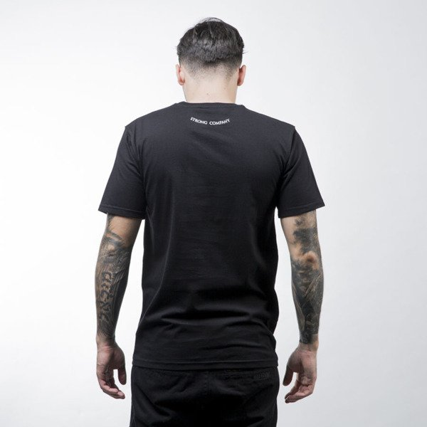 Nervous t-shirt Condensed black