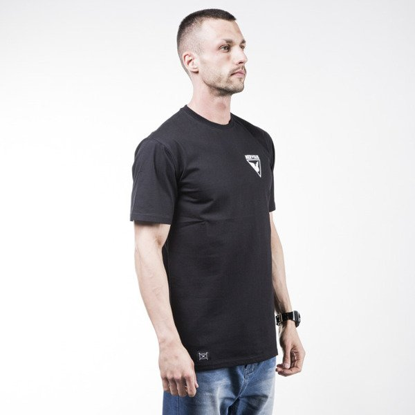 Nervous t-shirt Tri black