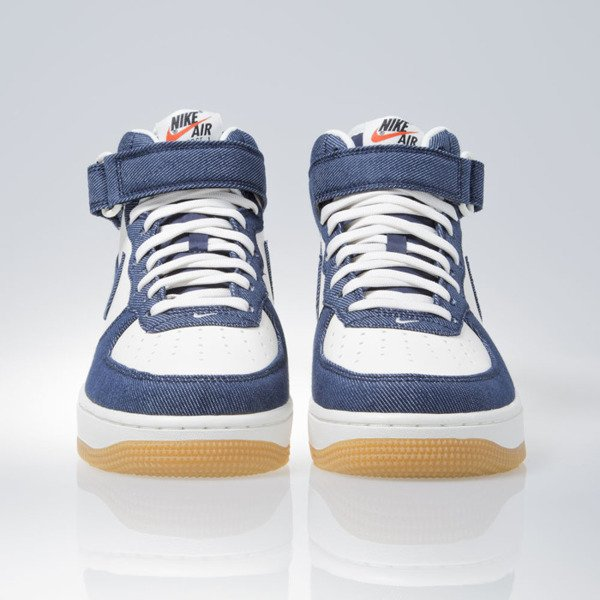 Nike Air Force 1 Mid '07 obsidian (315123-408)