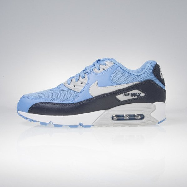 Nike Air Max 90 Essential university blue / navy / grey / white 537384-416