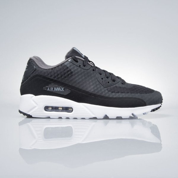 Nike Air Max 90 Ultra Essential black / black-dark grey-white (819474-013)