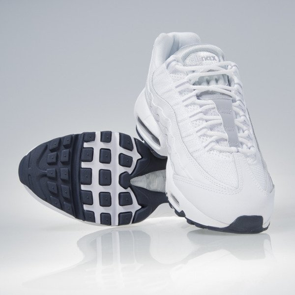 Nike Air Max 95 Essential white / wolf grey-obsidian (749766-111)