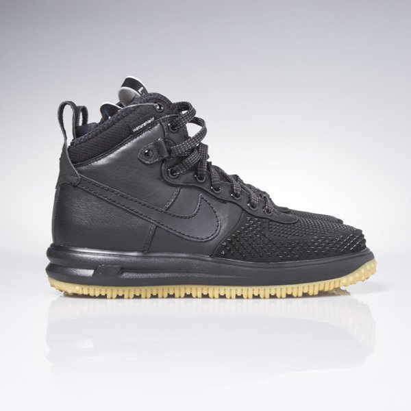 b452f89deb8c ... Nike Lunar Force 1 Duckboot black   black-metallic silver-an 805899-003  ...