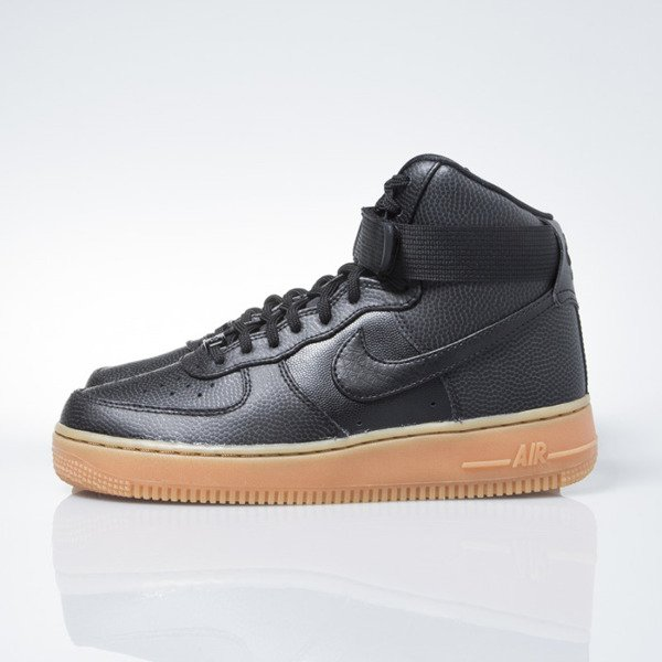Nike WMNS Air Force 1 Hi Se black / black-dark grey (860544-002)