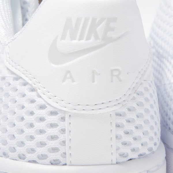 Nike WMNS Air Force 1 Low Upstep BR white white (833123-100)