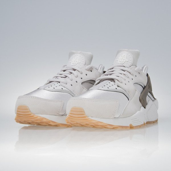 Nike WMNS Air Huarache Run Prm Suede gamma grey / phantom (833145-001)
