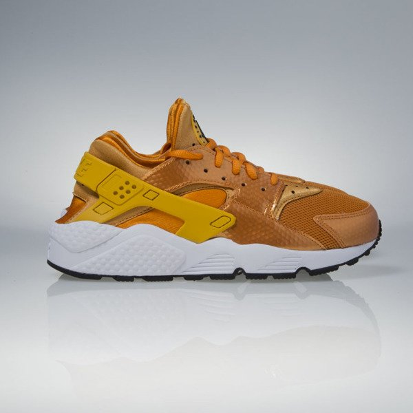 Nike WMNS Air Huarache Run sunset / gold dark-white-black (634835-701)