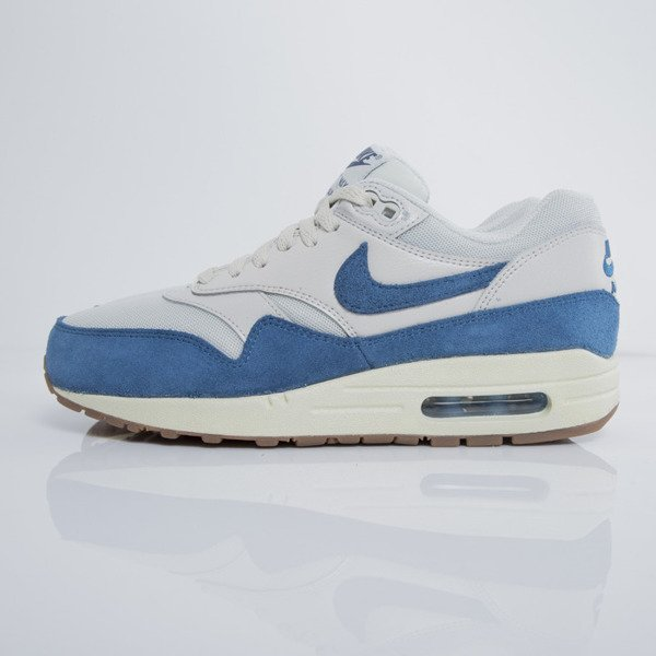 Brown And Light Blue Air Max 1