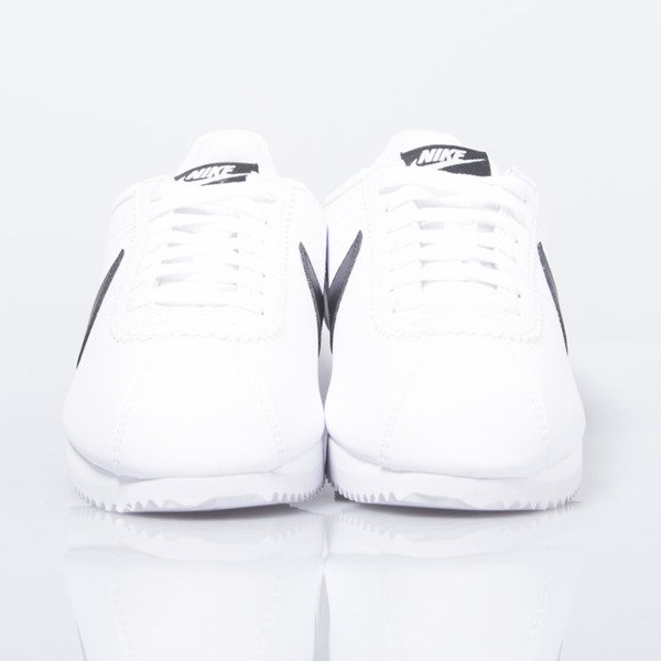 Nike Wmns Classic Cortez Leather white / black (807471-101)