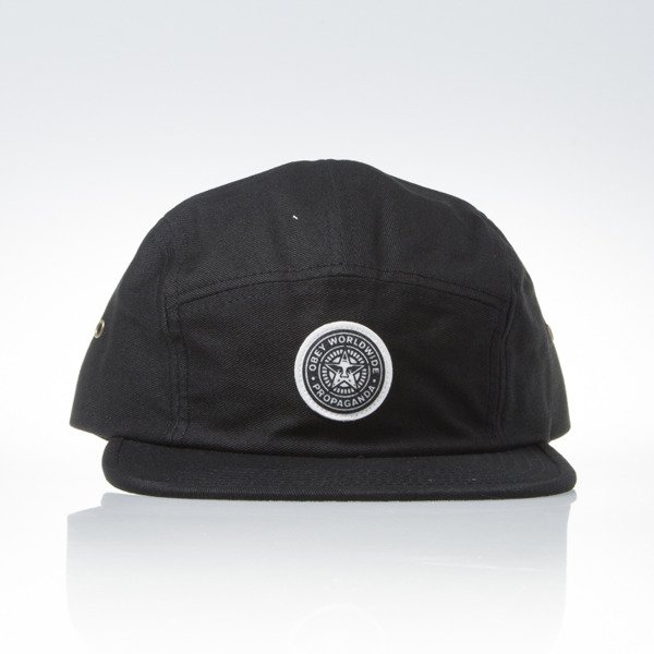Obey Icon 5 Panel black