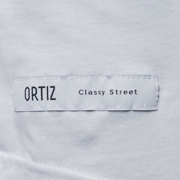 Ortiz t-shirt Rule white