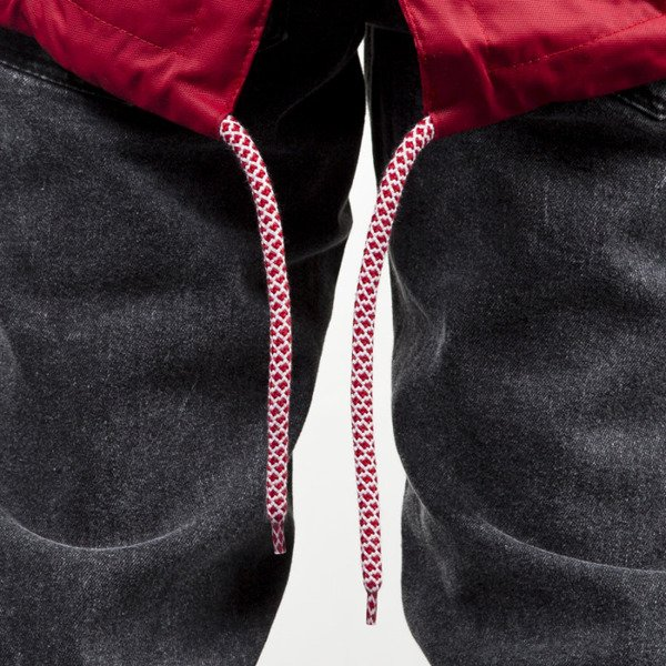 Phenotype Teamred Fishtail Parka team red