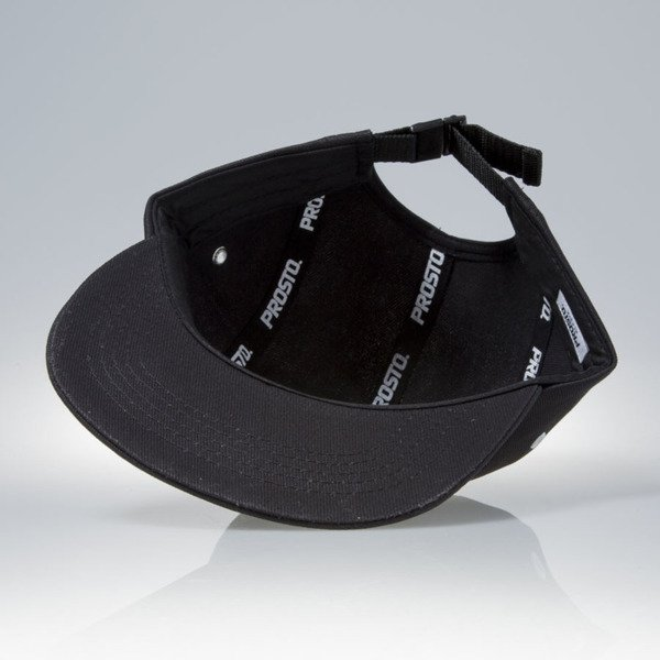 Prosto KLASYK  5Panel Fatcap Cover black