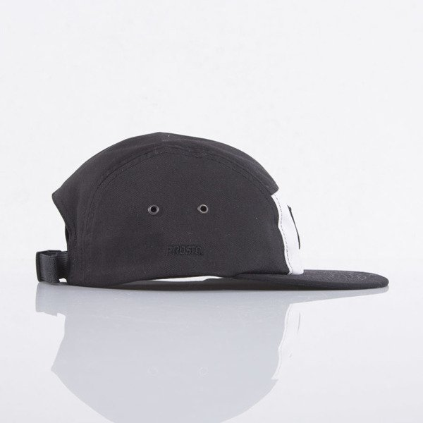 Prosto KLASYK cap 5Panel Klasyk black / white