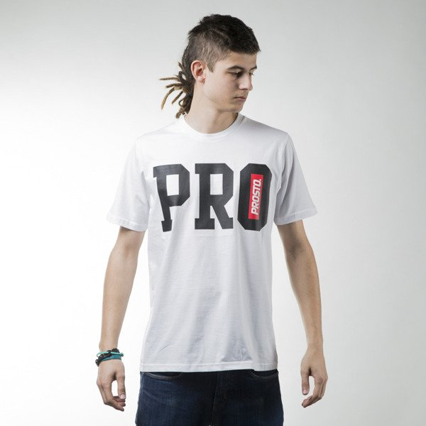 Prosto KLASYK t-shirt Can white
