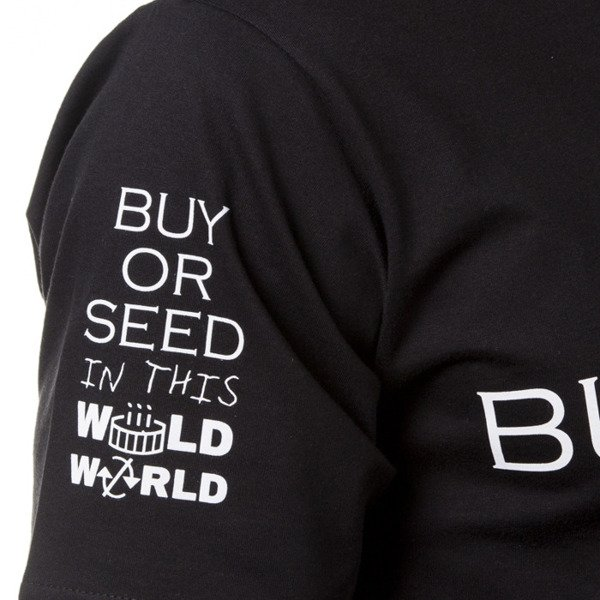 Prosto P T-shirt Buy Or Seed black