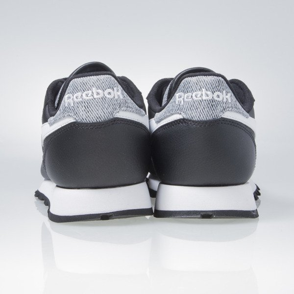 Reebok Classic Cl Leather Pop black / white (AR0300)