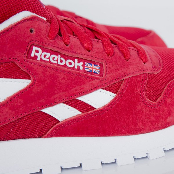 Reebok Classic Leather IS excellent red / white (V69420)