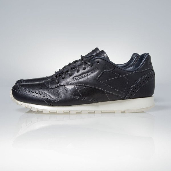 Reebok Classic Leather Lux CF STEAD navy / sandtrap / canvas (V55143)