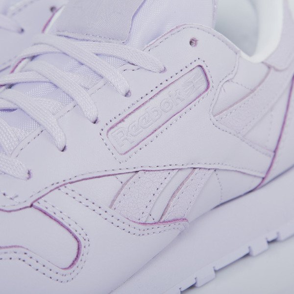 Reebok Classic Leather Spirit x FACE Stockholm sharing / white / energy (V69379)