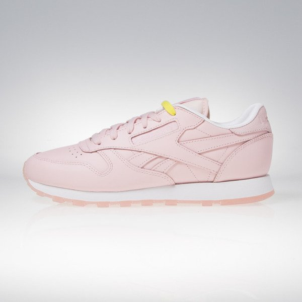 Reebok Classic WOMEN CL Leather Face genius /clarity / wonder BD1327