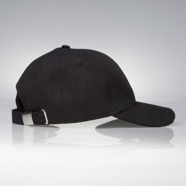 Saint Mass strapback Logo SM Cap black LIMITED EDITION