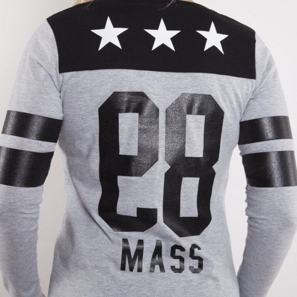 Saint Mass sweatshirt So Many Crewneck light grey heather