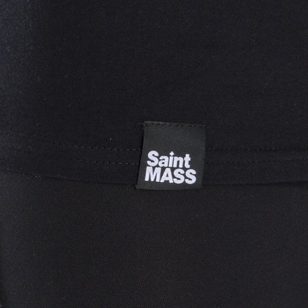 Saint Mass t-shirt Shut Up black