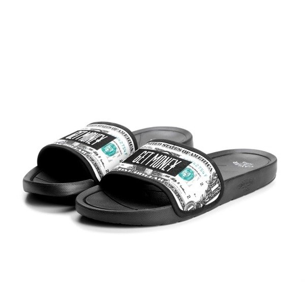 Sandals Cayler&Sons Get Money black / multicolor