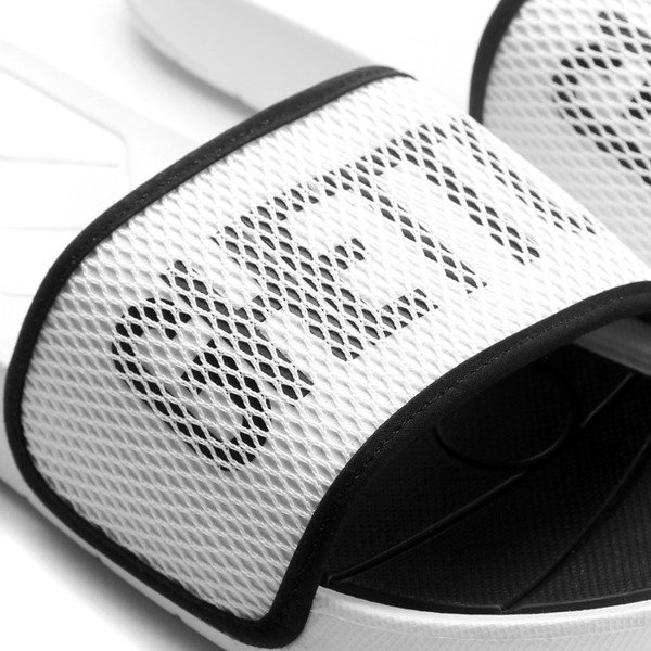 Sandals Cayler&Sons Ghetto white / black