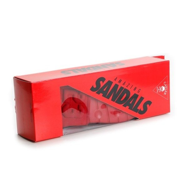 Sandals Cayler&Sons Legend red