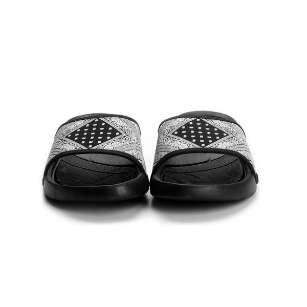 Sandals Cayler&Sons Paiz black / white