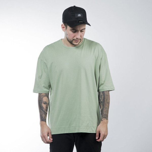 Sixth June t-shirt Sixth June olive (M1862CTS-OLIV)