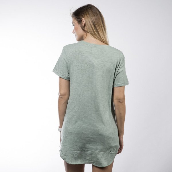 Sixth June t-shirt Sixth June olive WMNS (M1930CTS-OLIV)