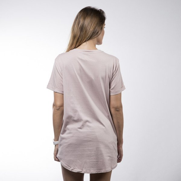 Sixth June t-shirt Sixth June pink WMNS (M1696VTS-SPIN)