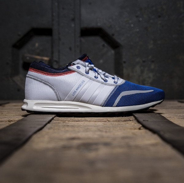 Sneakers Adidas Los Angeles white / white / collegiate royal (S42026)