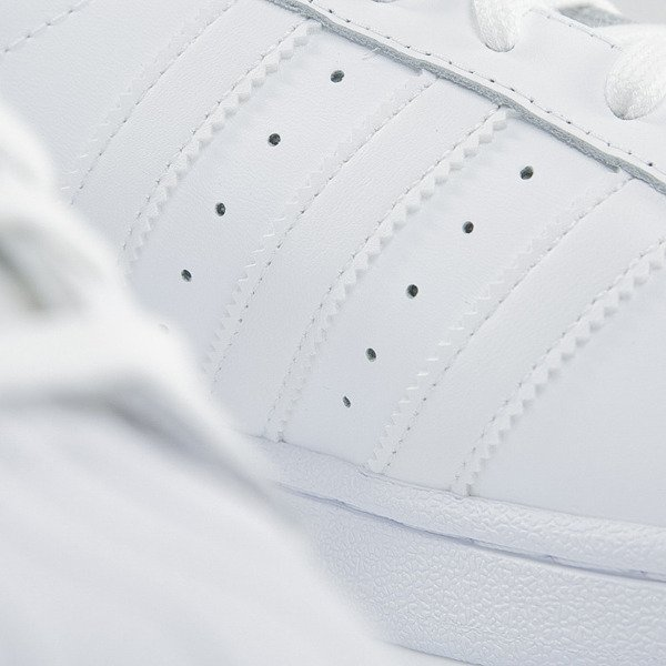 Sneakers Adidas Superstar Foundation white / white B27136