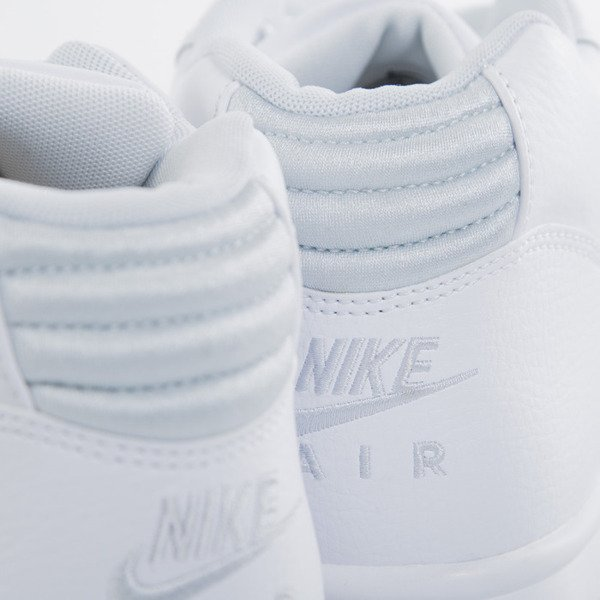 Sneakers Nike AIR Trainer 1 MID white / white - pure platinum (317554-102)