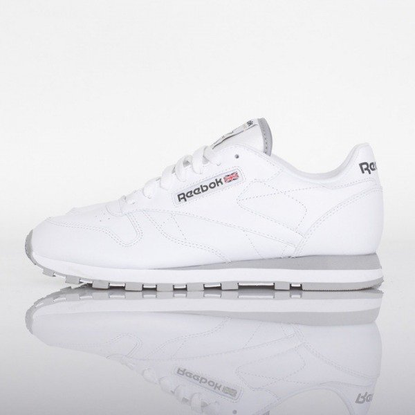 Sneakers Reebok Classic Leather white (2214)