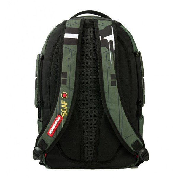 Sprayground backpack B52 Bomber Wing green