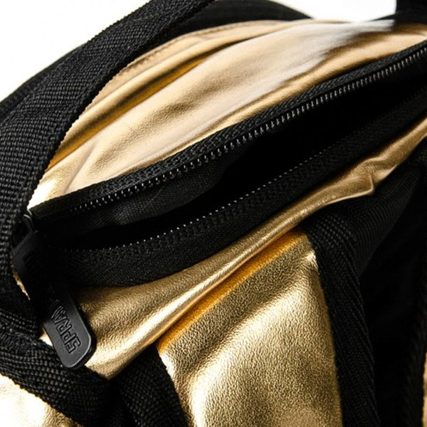 Sprayground backpack Mini Gold Brick gold / black