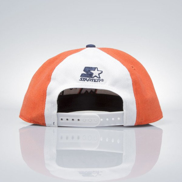 Starter S&C Logo Cap navy / orange / white