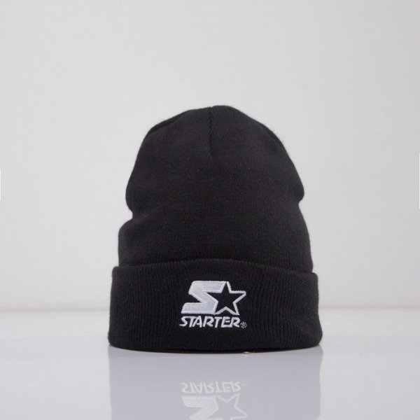 Starter beanie Icon Cuff Knit black ST360