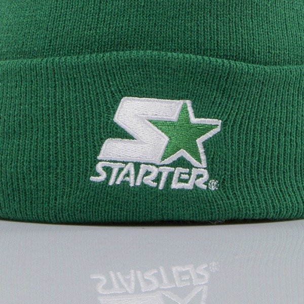 Starter beanie Icon Cuff Knit green ST360