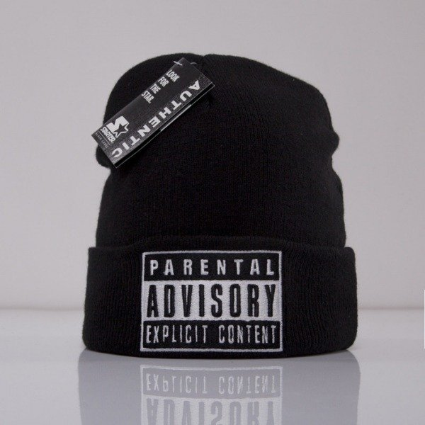 Starter beanie Parental Advisory black Icon Knit PA009